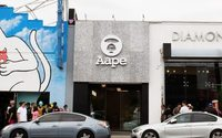 Aape by A Bathing Ape opens Los Angeles store
