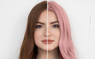 L\'Oréal launches 3D AR hair color simulation app - News ...