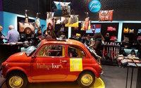 """Gabs: una """"Gabsule"""" con Fiat 500 e un monomarca in Corso Como a primavera preannunciano l'obiettivo di internazionalizzazione dal 2017"""