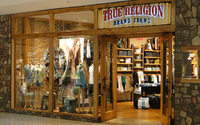 True Religion se place sous la protection de la loi contre les faillites
