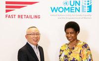 Fast Retailing и «ООН-женщины» объединились для защиты прав женщин