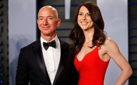Investors question Amazon's future after Bezos announces divorce