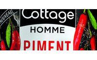 Cottage s'adresse aux hommes