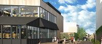 東横線跡地の施設名称は「ログロード代官山」 フレッド・シーガルなど5棟の商業空間に