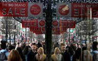UK retail sales improve in November but outlook darkens
