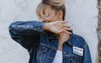 Levi's lança Trucker Jacket com Jéssica Athayde