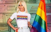Donatella Versace announces she's the Stonewall ambassador