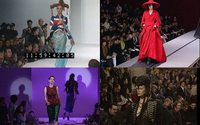 YNAP in fashion show archive initiative with Bloomsbury