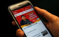 Alibaba is the force behind hit Chinese Communist Party app, sources say