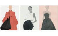 Artista plástico faz ilustrações de coleções Dior