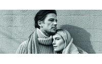 Dree Hemingway und Josh Hartnett modeln für Marc O'Polo