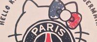 Le PSG annoncede nouvellescollaborations avec Hello Kitty et Levi's