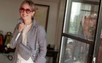 Silvia Tcherassi repite en el marco de la semana de la moda de París