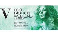Опубликовано расписание V сезона Eco Fashion Weekend