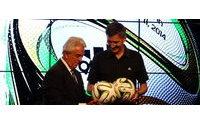 Adidas y la Federación Mexicana de Futbol firman una extensión de contrato