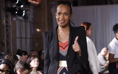 Paris met les femmes rondes à l honneur avant la Fashion Week 458c36a7d38