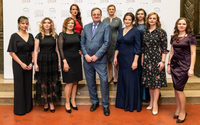 В Москве вручили стипендии L'Oreal - UNESCO «Для женщин в науке»