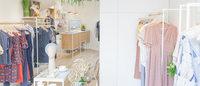 Loreak Mendian abre su nueva tienda en París