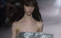 Hedi Slimane reacts to criticism of his first runway for Celine