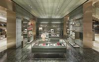Giorgio Armani toasts London boutique opening