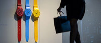 Swatch CEO hopes for 9 billion Swiss Francs sales in 2013