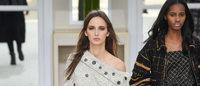 Feminilidade e exuberância no desfile Chanel