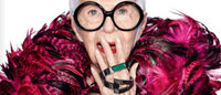 Iris Apfel teams with Wisewear for fashion-forward smart bracelets