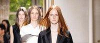 """Défilés : sophistication de Céline, graphisme d'Hermès et """"jungle beat"""" chez Kenzo"""