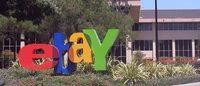 Receitas do eBay sobem 7% impulsionadas pelo PayPal