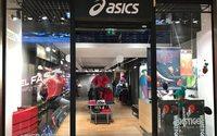 Asics installe sa première franchise à Cap 3000 dans les Alpes-Maritimes