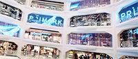 Primark : un atrium en réalité augmentée à Madrid