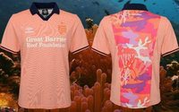 Umbro and Coral Studios debut capsule at Art Basel