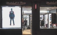US sports brand Mitchell & Ness makes UK debut