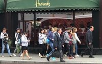 UK store footfall decline continues in August, tourists are not enough