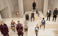 Burberry: mode masculine à l'état sauvage sur Horseferry Road