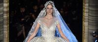 Alta Costura: Zuhair Murad y Guo Pei, feminidad majestuosa