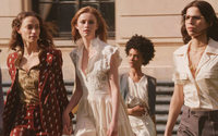Rianne Van Rompaey stars in debut Chloé campaign from Natacha Ramsay-Levi