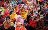 Bangladesh garment workers stage protests, say pay rise insufficient