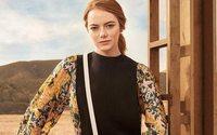 Louis Vuitton dévoile ses premières images d'Emma Stone en pleine nature
