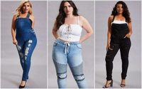Forever 21 launches plus-size denim line 12x12
