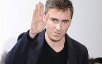 Simons joins Calvin Klein as chief creative officer