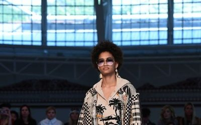 Watch out for these three up-and-coming models seen on the Fashion Month runways