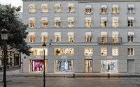 Dior inaugure une boutique XXL rue Saint-Honoré à Paris