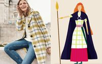 New Boden coat collection is inspired by historic women