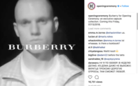 Une collection capsule Burberry x Opening Ceremony lancée ce 13 juillet