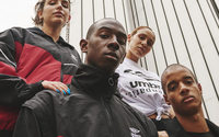 Eleven Paris taps into the 90s revival with Umbro collaboration