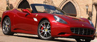 Quand la rouge Ferrari passe au vert