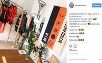 Astrid Andersen se junta à cantora M.I.A. para a criação de coleção-cápsula de roupas esportivas