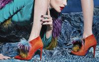 Дизайнеры Loriblu создали коллекцию вечерней обуви по мотивам картин Гогена