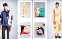 Cadeias de 'fast-fashion' lançam cápsulas em parceria com artistas plásticos